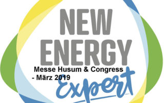 Quelle: Messe Husum & Congress - NEW ENERGY EXPERT 2019 - Manfred Lorenzen