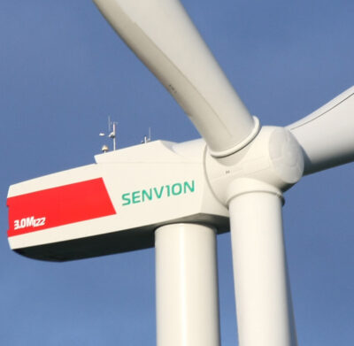 Quelle: Manfred Lorenzen, Senvion 3.OM 122 - Windpark Haaren