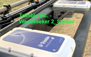 Trimble Inc.- WeedSeeker 2 Generation Trimble- Applikation - Lorenzen LMV-Jobbörse - Soest