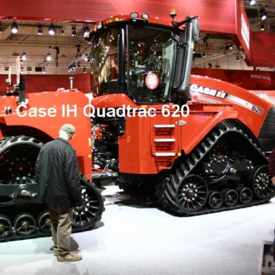 Manfred Lorenzen, CASE IH - Quadtrac 620
